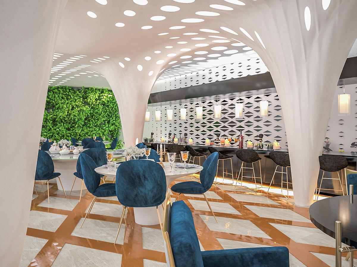 01_Seville Restaurant