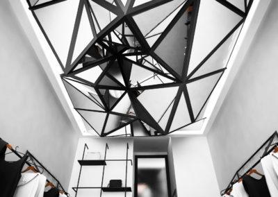 Parametric Tessellation ceiling