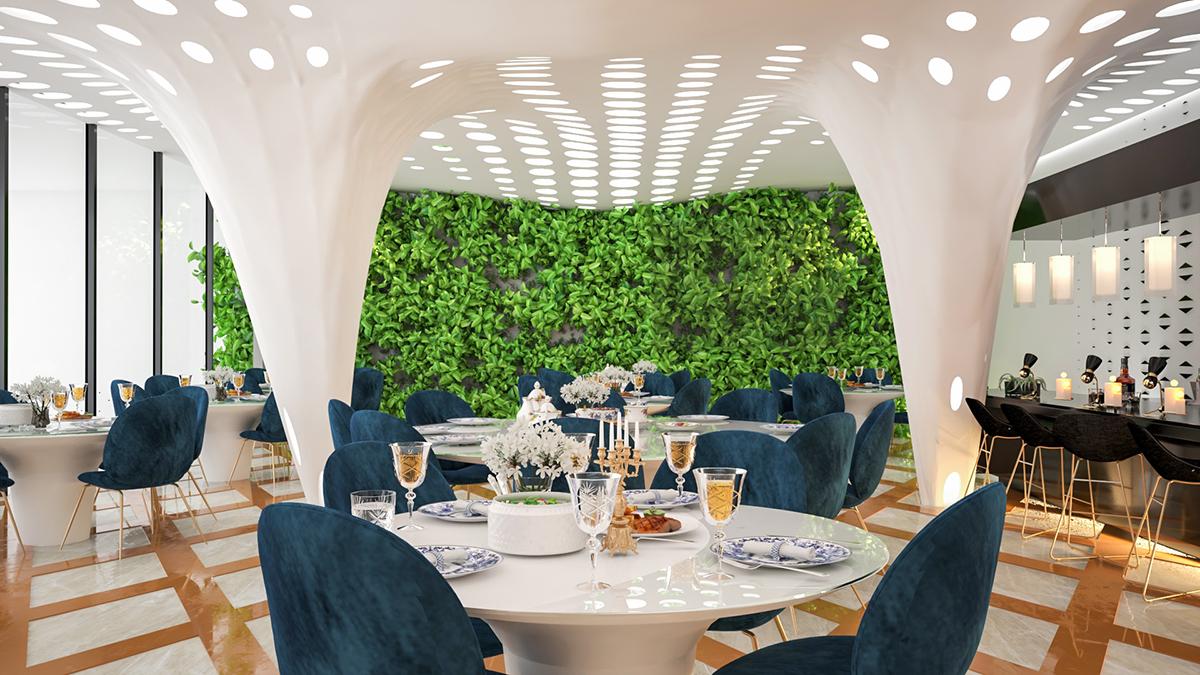 02_Seville Restaurant