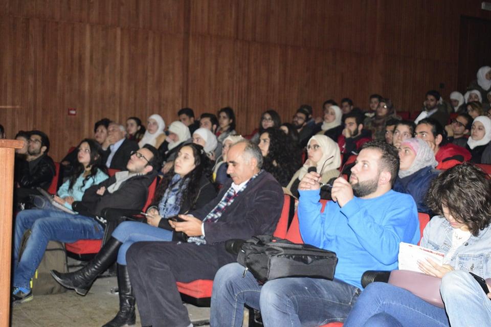 05_lecture_DamascusUNI